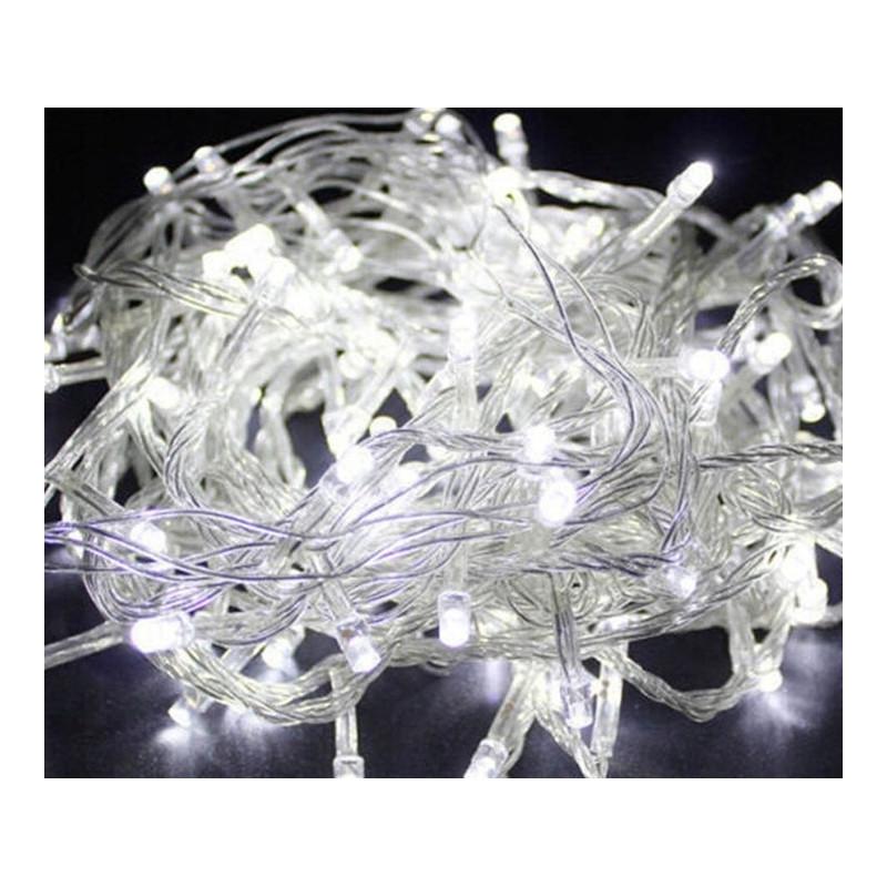 Lampki zewnętrzne LED sople 500LED