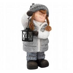 Figurka świąteczna Dziewczynka