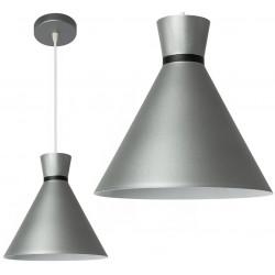 Lampa wisząca Kona Silver