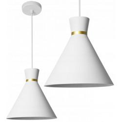 Lampa wisząca Kona A White