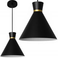 Lampa wisząca Kona A Czarny