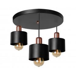 Lampa sufitowa plafon CALI 3CP