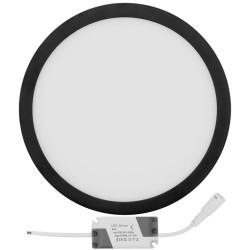 Panel LED natynkowy okrągły...