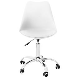 Krzesło obrotowe z poduszką...