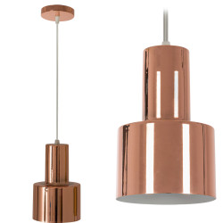 Lampa Sufitowa Rose Gold...