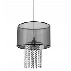 Lampa Sufitowa kryształki