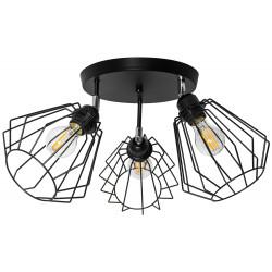 Lampa Sufitowa LOFT Potrójna