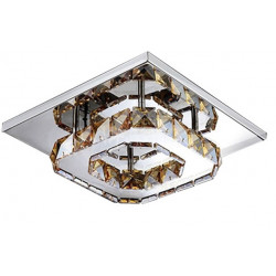 Lampa Sufitowa Kryształowa...