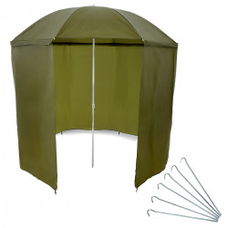 Parasol wędkarski wodoodporny