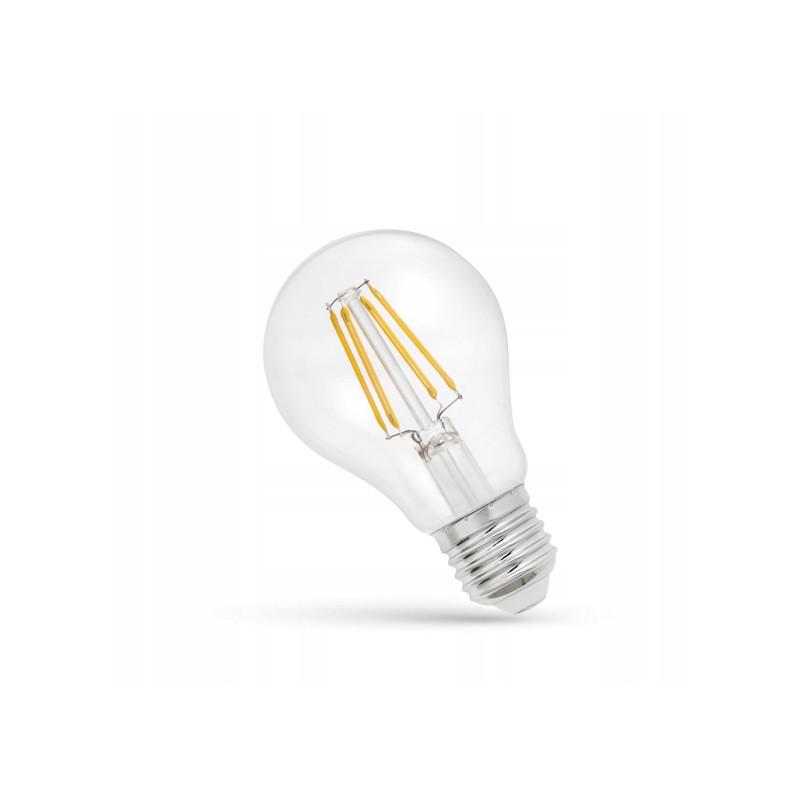 Żarówka Spectrum LED żarówka E27 6W neutralna Edison