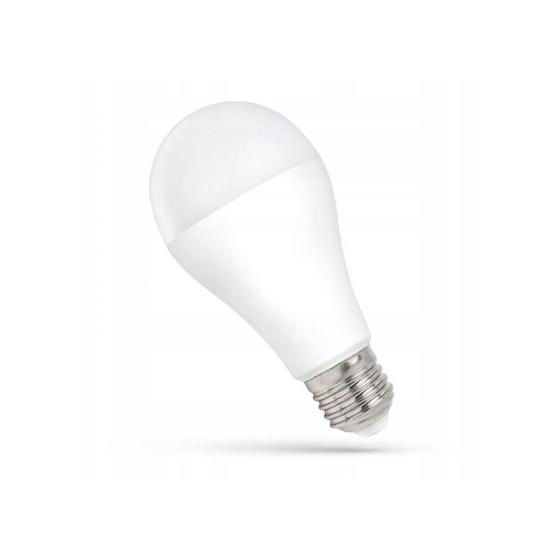 Żarówka Spectrum LED żarówka E27 15W ciepła