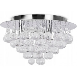 Lampa Kryształowa Plafon