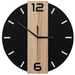 Okrągły zegar ścienny...