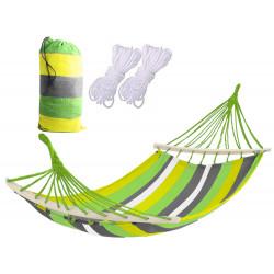 Hamak 1-osobowy Yellow/Green