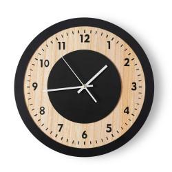 Okrągły zegar ścienny 40 cm