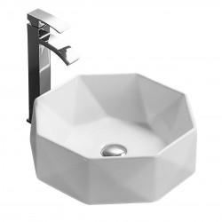 Umywalka nablatowa Cristal