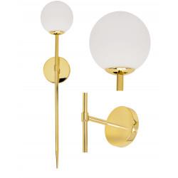 Lampa Kinkiet Złoty 90 cm...
