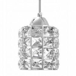 Lampa Wisząca Potrójna Kryształowa APP728-3CP Toolight