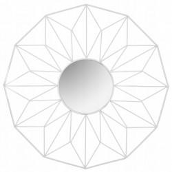 Lustro Dekoracyjne Białe
