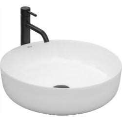 Umywalka nablatowa Elma Biała