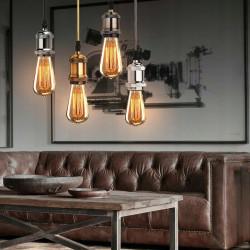 Lampa Sufitowa Wisząca Oprawka Loft - Kolory