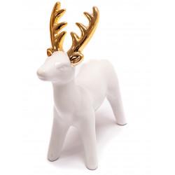 Figurka Renifer Ceramiczny...