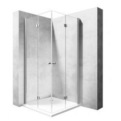 Kabina prysznicowa składana Fold 80x80