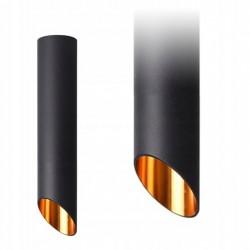 Lampa Metalowa Tuba Black...