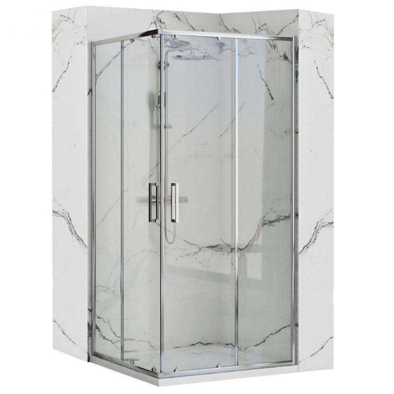 Kabina prysznicowa 90x90 Punto Chrom