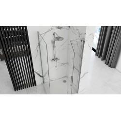 Kabina prysznicowa Molier Chrom 80cm/80-100cm