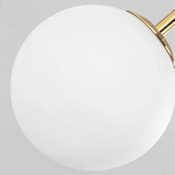 Lampa Wisząca Złota Potrójna APP656-3CPR Toolight