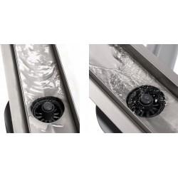 Odpływ prysznicowy liniowy Chrom 50-100cm Calani