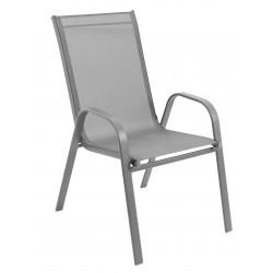 Krzesło ogrodowe Polo Jasno...