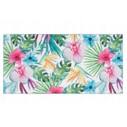 Ręcznik plażowy w Kwiaty...