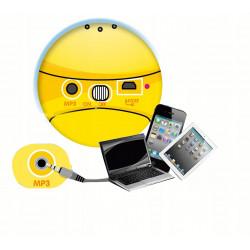 Duża interaktywna kaczka karaoke + mikrofon