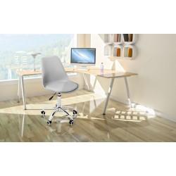Krzesło Obrotowe Biurowe Szare