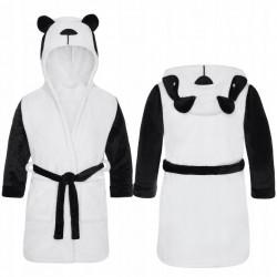 Szlafrok Dziecięcy Panda 130 cm