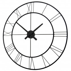 Duży okrągły zegar ścienny...