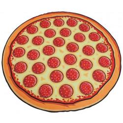 Ręcznik plażowy Pizza 150 cm