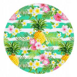 Ręcznik plażowy Ananas 150 cm