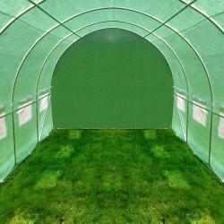 Tunel ogrodowy 7m2 foliowy folia szklarnia 3,5x2 m