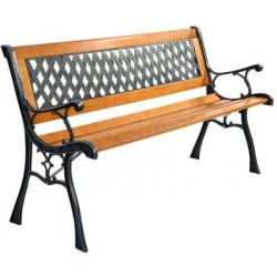 Duża mocna ławka ławeczka...