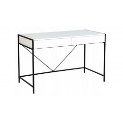 Industrialne duże biurko z...