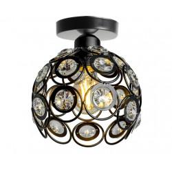 Lampa wisząca kula kryształ...