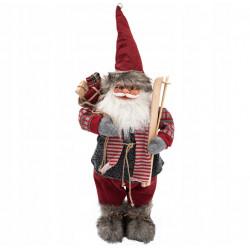 Święty Mikołaj czerwony