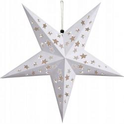 Podświetlana gwiazda LED
