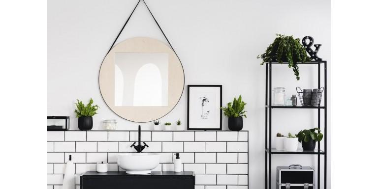 Loftowa łazienka – jakie dodatki i wyposażenie kupić?