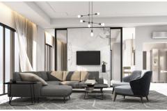 Oświetlenie salonu – jaką lampę sufitową wybrać?