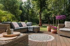 Wyposażenie ogrodowe pod wakacyjny relaks – cz. 1