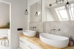 Dwie umywalki w łazience – przeczytaj, zanim zaczniesz urządzać